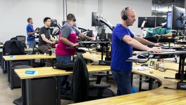 Stand-Up Company: Coppell's Varidesk Continues to Grow