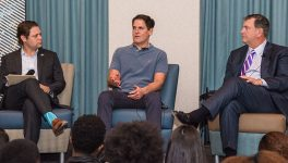 Engage Dallas: Cuban, Mayor Urge Young Professionals to Have Impact