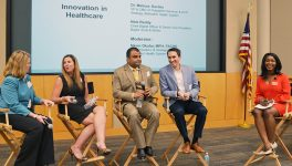 Health-Care Forum: Big Data, Apps, Targeted Care Shape Future of Medicine