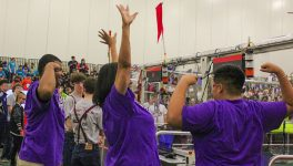Robotics Gives Sunset Special Ed Students a Taste of STEM
