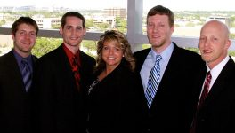 UTA Student Team Earns<BR/>Patent for Smart Bandage