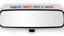Plano Company Offers Visual<br/>Reminder for Traffic Safety
