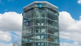 Carvana's 7-Story Frisco Tower Open for Deliveries