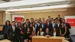 Latino Entrepreneurs at SMU Strengthen International Connection