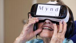 MyndVR Uses Tech to Enrich Plano Seniors' Lives