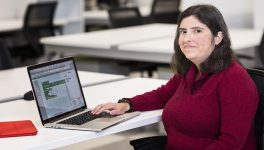 UNT Computer Science Curriculum Helps Visually Impaired Students Learn
