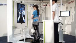 Toyota Steps Up Its Robotics With New Leg Brace