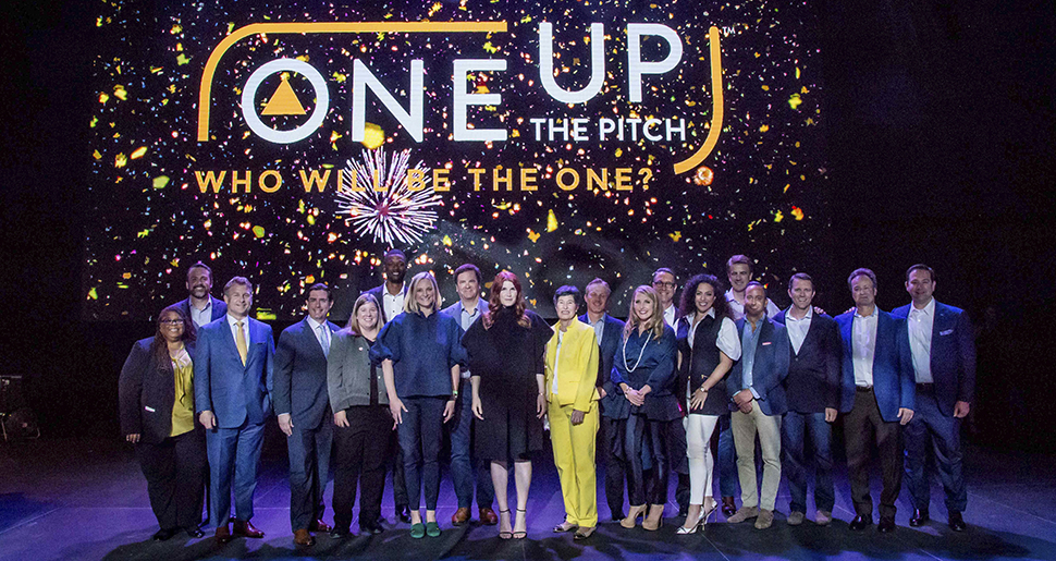 United Way OneUp The Pitch 2017