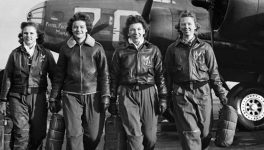 TWU Professor's Research Inspiration for Upcoming Film about Female WWII Pilots