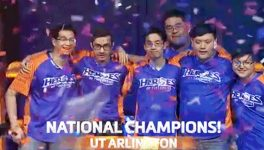 UTA 'Heroes of the Dorm' Video Game Team Wins Tuition