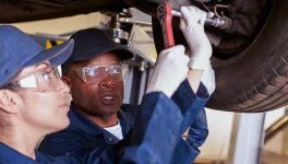 Toyota, TCC Team Up to Train Auto Technicians