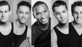 Juilliard Accepts 5 Male Dancers from Booker T. Washington