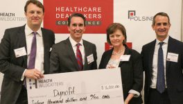 Carrollton Startup Wins Health Innovation Pitch