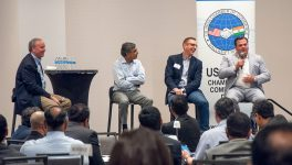 Photo Gallery: US India Chamber of Commerce Tech Conference