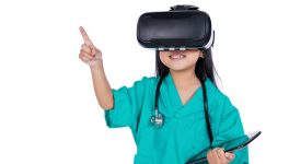 TCU Trio&#8217;s Startup Gives Kids <br/>VR Escape in Hospital