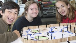 Schools Turn to Makerspaces to Build Better Thinkers, By Design