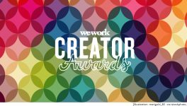 Deadline Nears for WeWork Creator Awards