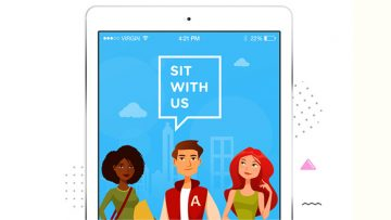Sit With Us Anti-bullying app