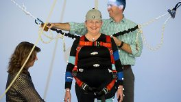 Fort Worth Researchers Using Motion Capture Tech to Aid People With Mobility Problems