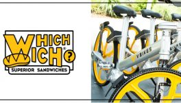 Which Wich, VBikes to Bring Food to Dallas Homeless Shelter