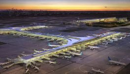 Airport of the Future: DallasDesign Firm Envisions Airports as 'Microcosms of Cities'